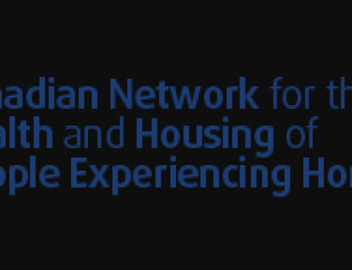 Canadian Network for the Health and Housing of People Experiencing Homelessness (CNH3)