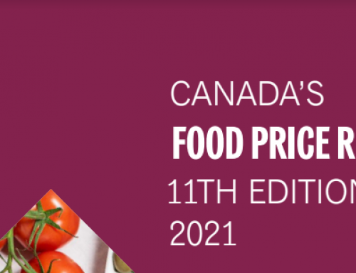 Canada's Food Price Report, 11th Edition, 2021