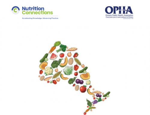 Eating in Ontario: What Do We Know? Vegetable and fruit consumption, food insecurity, self-rated health, and physical activity based on CCHS 2017 with implications related to COVID-19