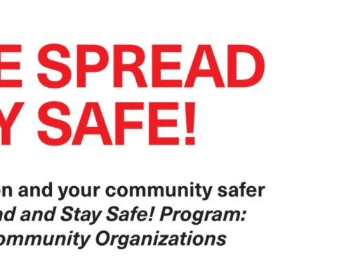 Stop The Spread and Stay Safe: COVID-19 Screening Program for Non-Profit Organizations
