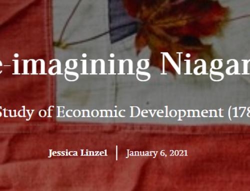 Re-imagining Niagara: A Spatial Study of Economic Development (1783 – 1812)