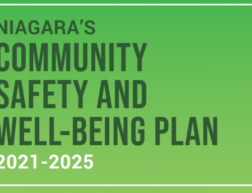 Niagara Region Community Safety and Well Being Plan