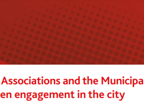 Neighbourhood Associations and the Municipality: Supporting citizen engagement in the city