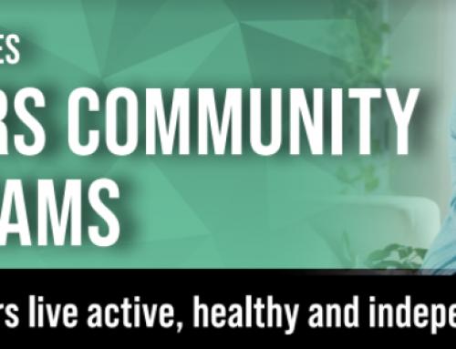 Seniors Community Programs, Niagara Region Senior Services